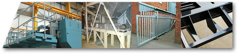 Metal Fabrications & Welding, Steel Fabrication